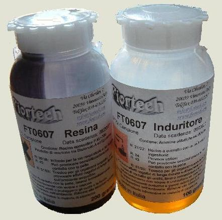 Fiortech resine epossidiche resina epossidica ft0607 for Resina epossidica bricoman